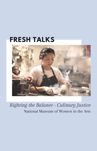 Fresh Talks at the National Museum of Women in the Arts