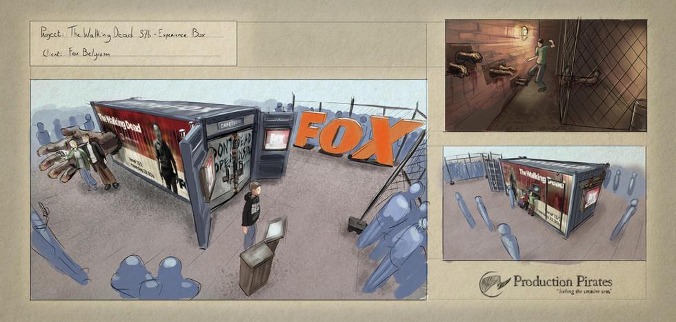 pp - the walking dead season 7 fox belgi