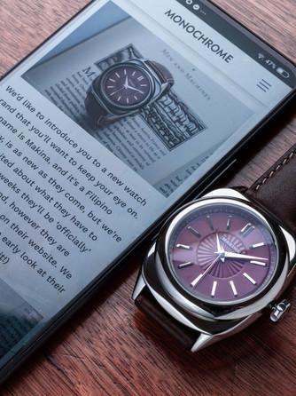 In Switzerland - Makina on Monochrome Watches