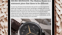 In Australia - Time+Tide looks at Makina Raum_I.