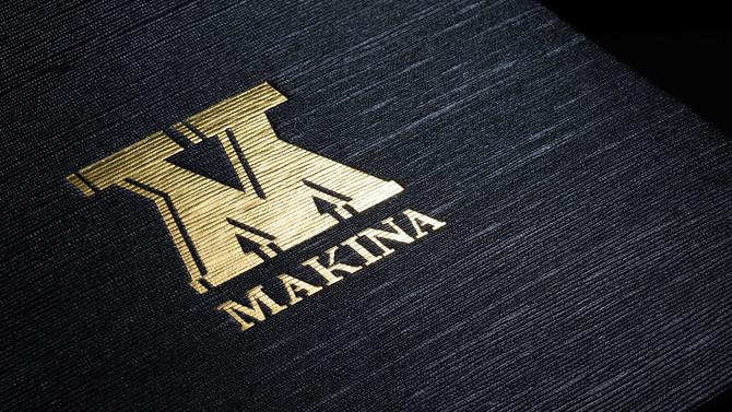 MAKINA is online.