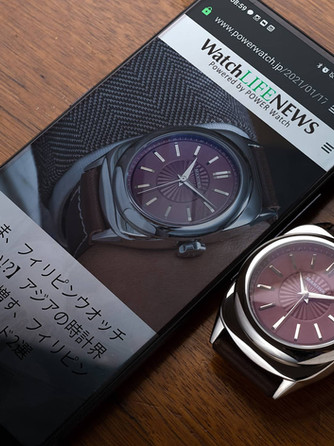 """In Japan - """"Watches from the Philippines are interesting now!?"""""""