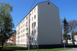 Ulica Šercerjeve brigade 22 - 24