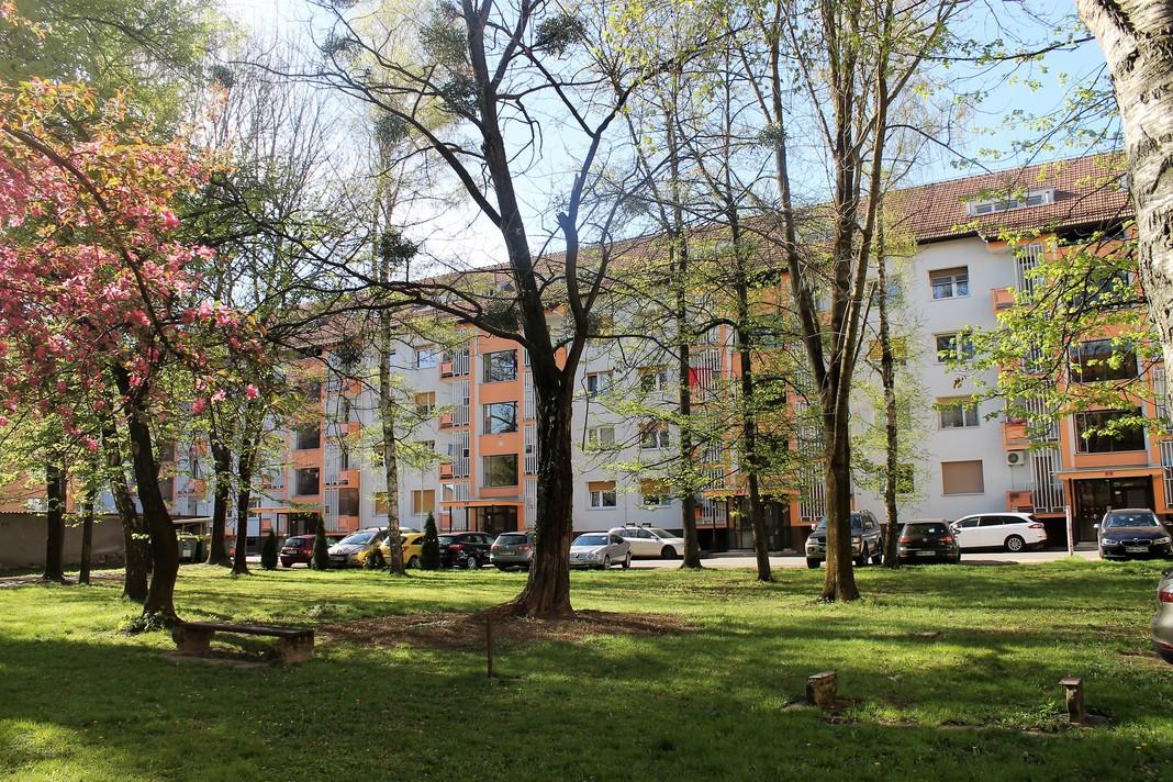 Levstikova ulica 7 - 15