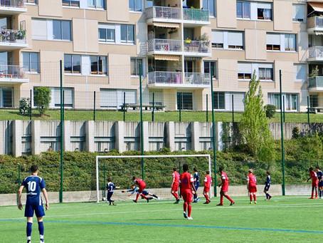 Les u15-1 Champions de D2