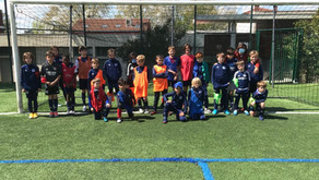 STAGE DE FOOTBALL AVRIL 2021