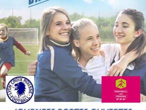Portes Ouvertes Féminines 2020/2021