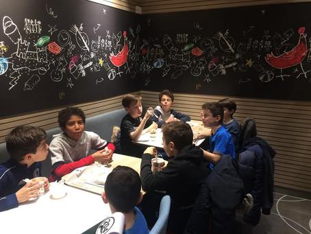 Section Sportive Tournoi : L'éveil de Lyon