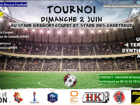 Tournoi U13 :