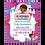 Thumbnail: Invitación Sencilla cumpleaños Infantil