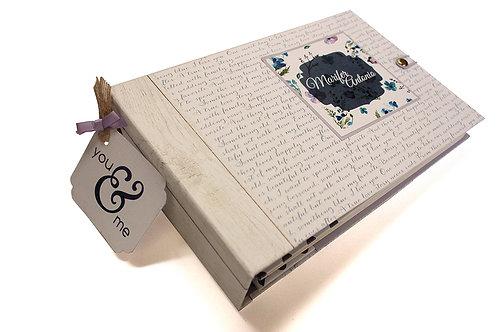 Libro de firmas y álbum