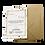 Thumbnail: Invitación de Boda sencilla con sobre