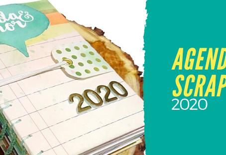 Agenda 2020 scrapbook