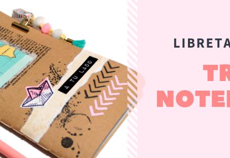 Libreta de viaje / Travel notebook