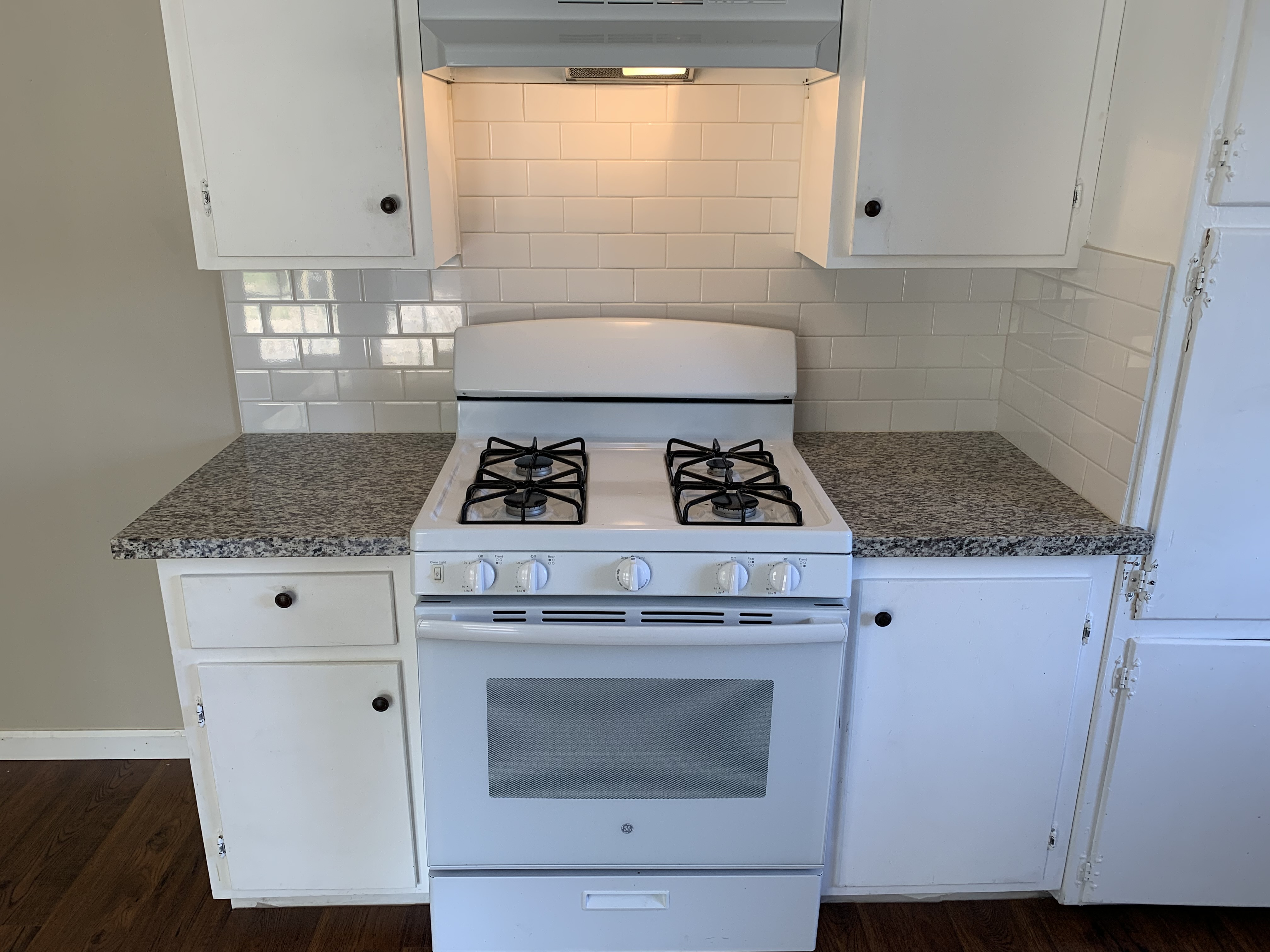 2114 Flint stove