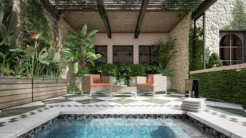 Courtyard Spa