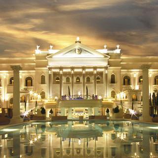 Caesars Palace Pool Area