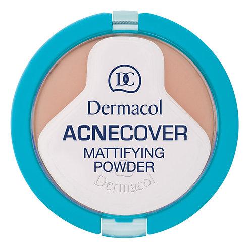 Acnecover mattifying powder - Shell No.2