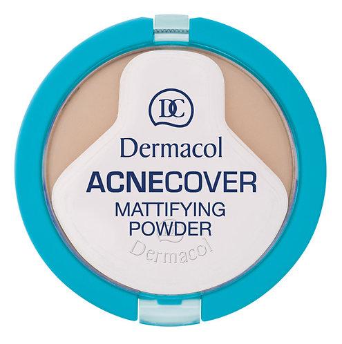 Acnecover mattifying powder - Sand No.3