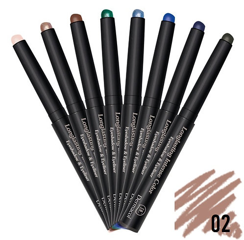 Longlasting Intense Color Eyeshadow & Eyeliner 02