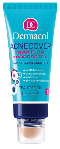Acnecover Make-up with Corrector No.2