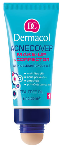 Acnecover Make-up with Corrector No.1
