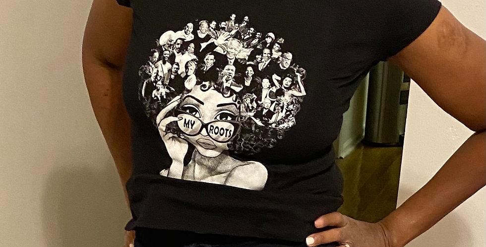 Black Girl Magic T Shirt - Unapologetically Black T-Shirt