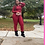 Thumbnail: Women's Two Piece Tracksuit Set Long Sleeve Zipper Hoodie Jacket With Sweatpants