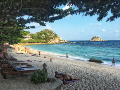 Beachview from our beach restaurant