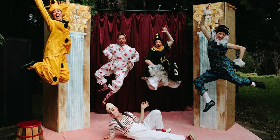 """""""Preposterous!"""" Pocket Circus"""