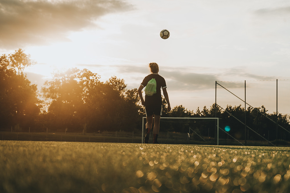 How to Become a More Confident Football Player
