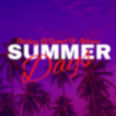 Copy of Summer Vibes CD Album Cover Temp