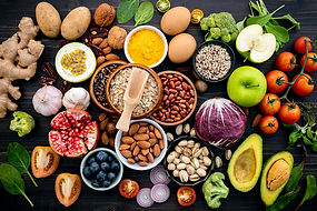 ingredientes-para-a-selecao-de-alimentos