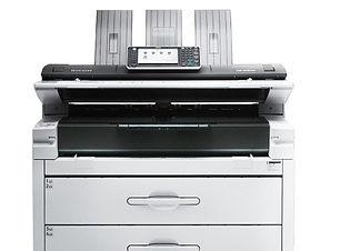 RICOH W6700SP wide format