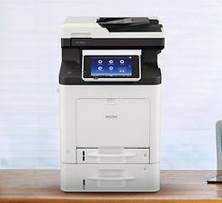 Ricoh Canon Desktop MFP  Printer copier