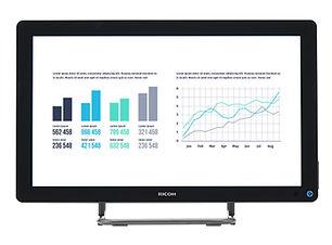 D3210BK iwb ifpd smartboard whiteboard
