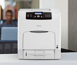 Ricoh Canon Printers Color