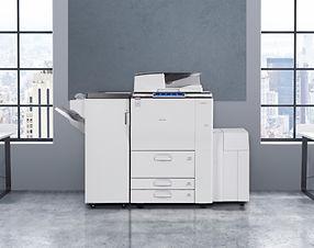 Ricoh Canon MFP black whie Printer copier