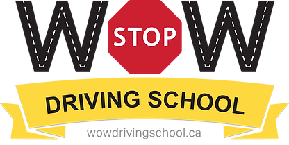 WOW Driving School logo