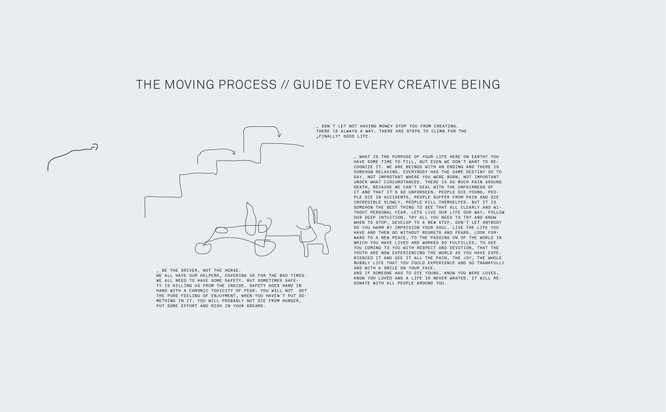 THE MOVING PROCESS |GUIDE