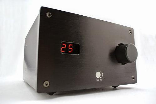CLONES AUDIO 25iR AMPLIFICATORE HI-FI STEREO 50W TELECOMANDO