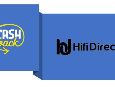 CashBack Hifi Direct!