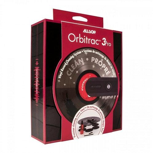 ORBITRAC 3 PRO Sistema Pulizia Dischi Vinile ALLSOP