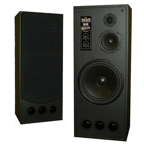SOUND MASTER SM-300 (2021) RADIOTEHNIKA DIFFUSORI CASSE HI-FI 300W 3 VIE, COPPIA