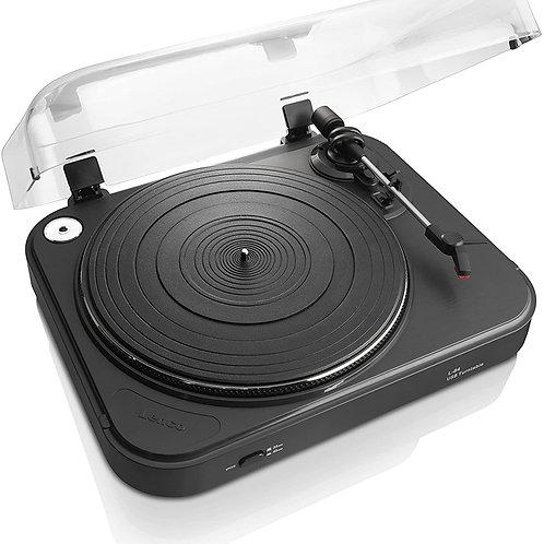 LENCO L-84 Giradischi Semi-automatico USB Testina MM Pre Phono