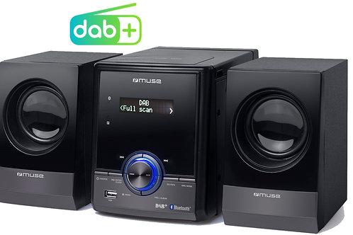 MUSE M-39 DBT Sistema Micro Radio DAB+/ FM RDS Bluetooth CD USB Telecomando