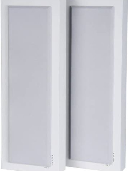 DLS SWEDEN FLATBOX XL DIFFUSORI CASSE HI-FI DA PARETE 150W 2 VIE, COPPIA