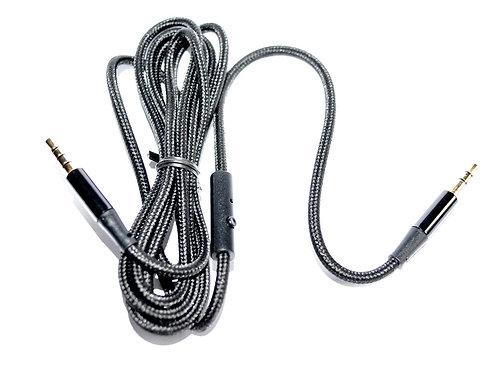 NAKAMICHI Cavo estraibile sostitutivo 1,5M per cuffie NK780M con microfono