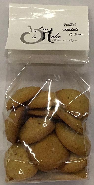 Biscotti locali MANDORLE FRUTTI  DI BOSCO 250 Gr.