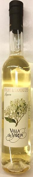 Liquore FIORI DI SAMBUCO 500 ml.